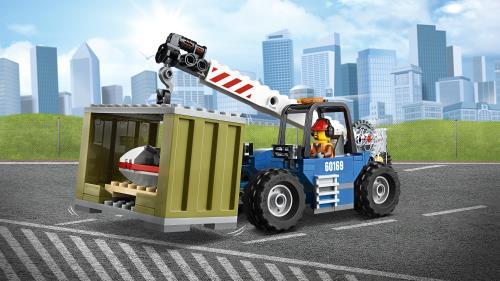60169 City À Conteneurs Terminal Le Lego® DYW2eIEH9