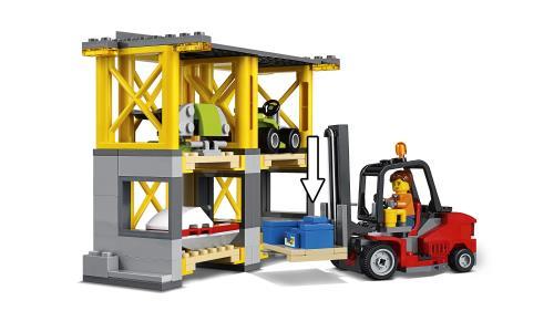 Lego® Terminal À Conteneurs 60169 City Le 0w8POkn
