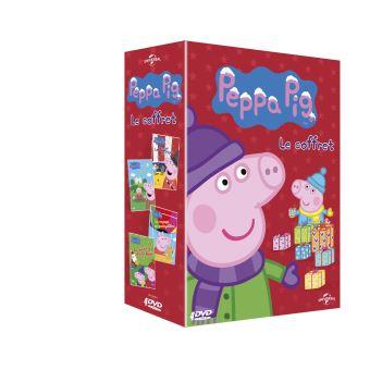 Peppa PigCoffret Peppa Pig DVD