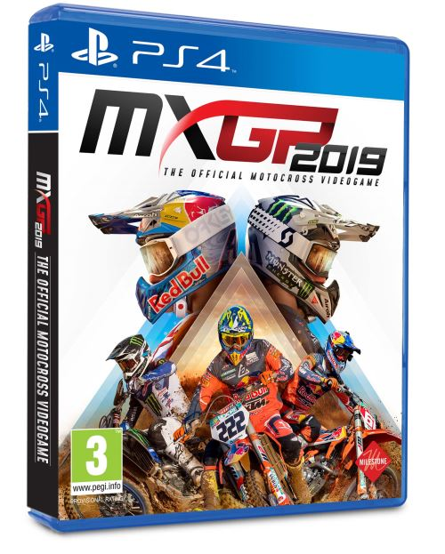 MXGP 2019 PS4