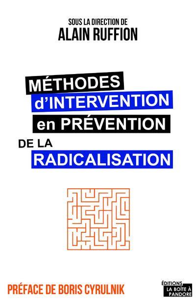 Méthodes d'intervention en prévention de la radicalisation
