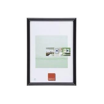 5 sur cadre photo bois brio gallery 30x40 cm noir accessoire photo achat prix fnac. Black Bedroom Furniture Sets. Home Design Ideas