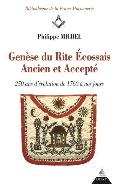 La Genèse du rite écossais ancien et accepté - 9791024203195 - 16,99 €