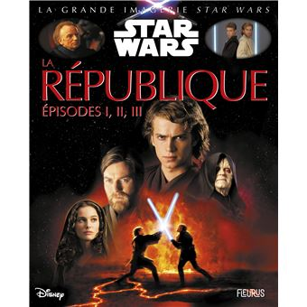 Star WarsLa République, épisodes I, II, III