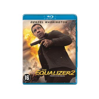 Equalizer 2-BIL-BLURAY