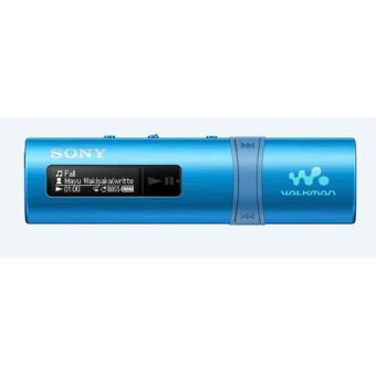 Lecteur MP3 Sony NWZB183L Bleu 4 GO