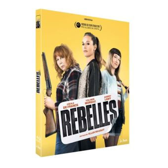 Rebelles Blu-ray