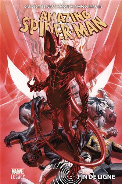 Amazing Spider-Man T02: Fin de ligne