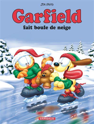 Garfield - Garfield fait boule de neige