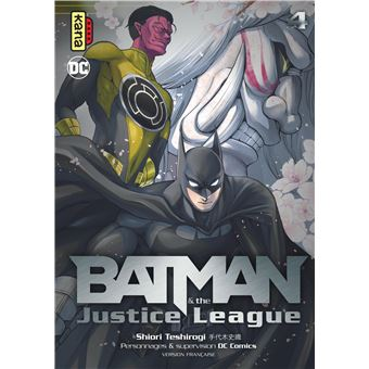 Batman and Justice LeagueBatman and Justice League