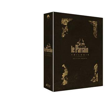 Le  ParrainLe Parrain La Trilogie Coffret Edition Omerta 45ème anniversaire Blu-ray