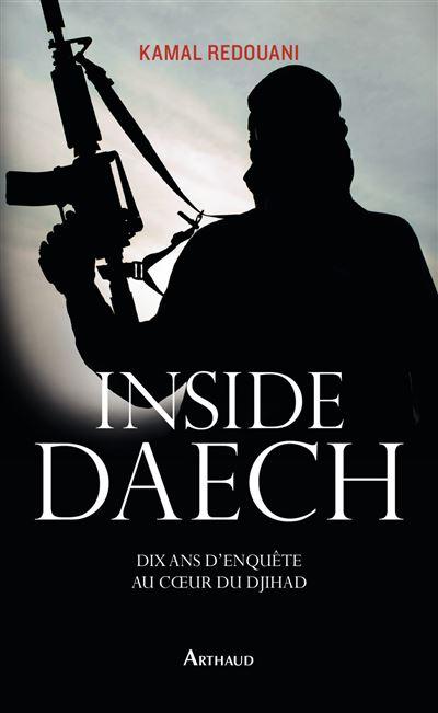 Inside Daech - Arthaud