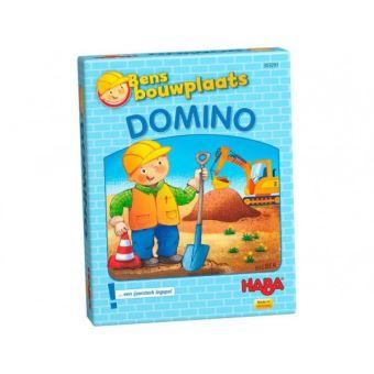 Kaartspel - bens bouwplaats - domino