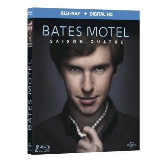 Bates MotelBates Motel Saison 4 Blu-ray