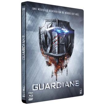 Guardians Steelbook Combo Blu-ray DVD
