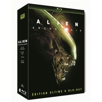 AlienCoffret Collector Alien Anthology Edition Ultime Blu-ray