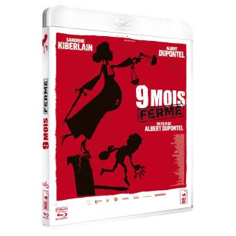 9 mois ferme Blu-Ray