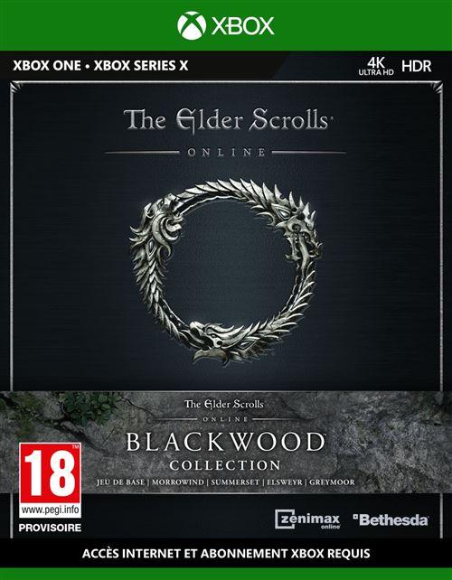 The Elder Scrolls Online: Blackwood Collection Xbox