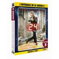 24 heures chrono - Coffret intégral de la saison 8 - Version 2011