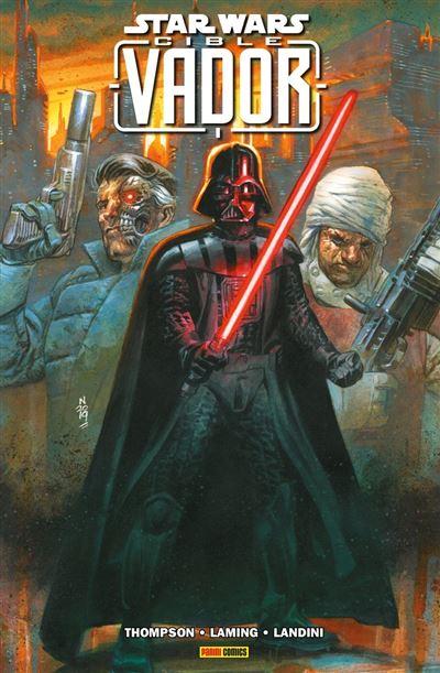 Star Wars : Cible Vador - 9782809495997 - 12,99 €