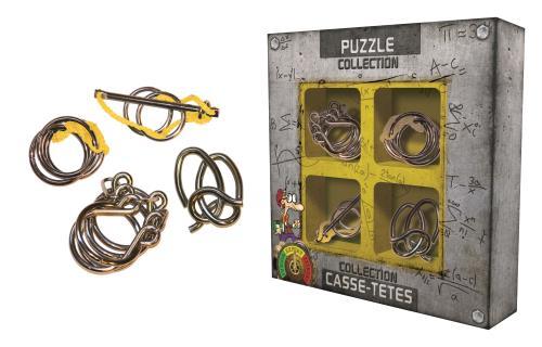 Collection casse-têtes métal Expert Gigamic