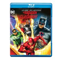 Justice League Le paradoxe Flashpoint Blu-ray