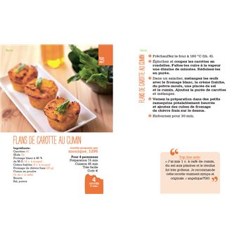 Calendrier 365 recettes Marmiton spécial végétariens , L\u0027Année à Bloc