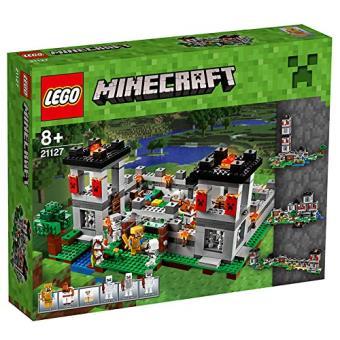 LEGO MIN LA FORTERESSE