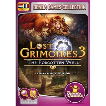 Lost grimoires 3 - The forgotten well COLL. EDT FR/NL PC