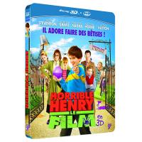 Horrible Henry - Le Film - Combo Blu-Ray 3D + DVD