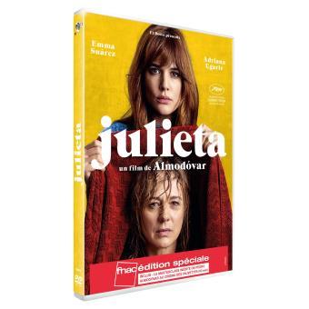 Julieta Edition spéciale Fnac DVD