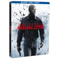 Equalizer Blu-Ray Steelbook