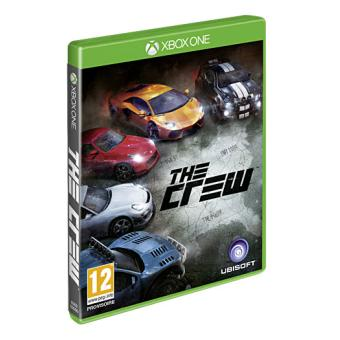 FND THE CREW XBOX ONE