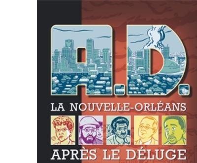 A.D. - La Nouvelle-Orléans après le déluge