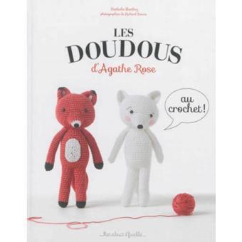Super Les doudous en crochet - Boites et Accessoires - Collectif - Achat  YW15