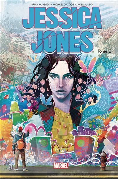 Jessica Jones All-new All-different