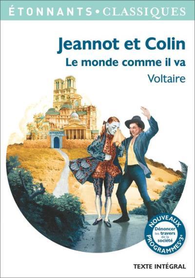 Jeannot et Colin - Le monde comme il va - 9782081393745 - 2,49 €
