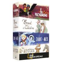 Coffret Les Merveilles de l'animation 4 Films Edition Spéciale Fnac DVD