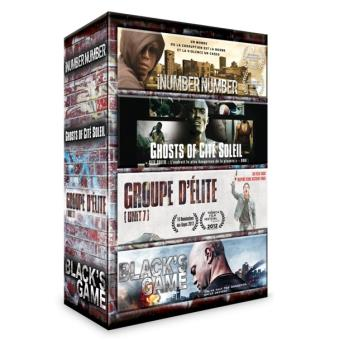 Coffret Ghetto 4 films DVD