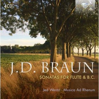 SONATAS FOR FLUTE AND B.C.