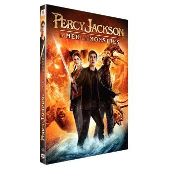 Percy JacksonPercy Jackson 2 : La mer des monstres DVD
