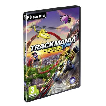 trackmania turbo pc jeux vid o achat prix fnac. Black Bedroom Furniture Sets. Home Design Ideas