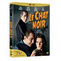Le Chat noir Combo Blu-ray DVD