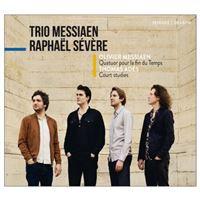 Quatuor pour la fin du temps/court studies