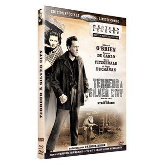 Terreur à Silver City Combo Blu-ray DVD
