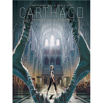 Carthago : de erfgename van de karpaten