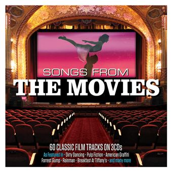 SONGS FROM THE MOVIES/3CD