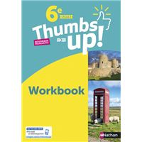 Thumbs Up ! 6ème - 2017 Workbook