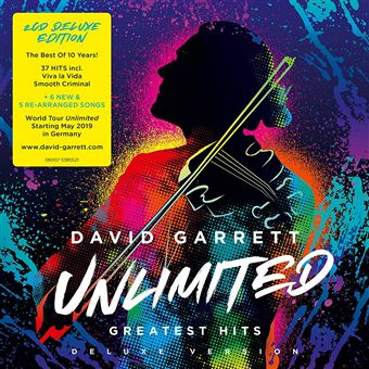 UNLIMITED - GREATEST HITS/DELUXE ED