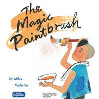 Anglais CM - Collection English Cupcake - Album 5 The Magic Paintbrush